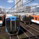 タイトー、「電車でGO!!」で阪神電鉄を2月下旬より追加! JAEPO2019では小型筐体のお披露目も!