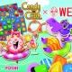 King、『キャンディークラッシュ』の5周年を記念してアパレルブランド「WEGO(ウィゴー)」とのコラボを実施