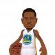 マーベラス、『NBA CLUTCH TIME』にNBAファイナルMVPの★8 [TOKYO]アンドレ・イグダーラ選手が登場! 新機能「装備品」も実装