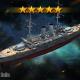 Qikuyx、『戦艦帝国』で期間限定イベントを開催 世界で現存する唯一の前弩級戦艦「三笠」が初登場