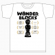 シリコンスタジオ、『ワンダーブロック』オリジナルTシャツをプレゼントするTwitterフォロワーキャンペーンを実施!