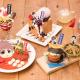 カプコン、7月19日から開催する『戦国BASARA バトルパーティー』と「カプコンカフェ池袋店」のコラボの限定メニューを公開!