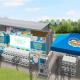 バンダイ、新サービス「ガシャポンキャラバン」を開始 カプセルトイ自販機をトラックで移動してさまざまなロケーションで売り場を展開