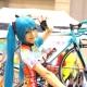 【ワンフェス2016夏】グッドスマイルレーシング、初音ミクとコラボしたリアルロードバイク『HMR-700』等を展示