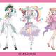 「キラッとプリ☆チャン」コラボカフェが7月5日より開催! 「ハッピーサマーバケーション」がテーマの描き下ろしビジュアルが一部解禁に!