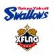 ミクシィ、XFLAGが「東京ヤクルトスワローズ」とスポンサー契約を締結 2019年シーズンよりユニフォームやベンチ内にブランディングロゴ掲出