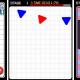 サクセス、「定番ゲーム集! パズル・将棋・囲碁forスゴ得」に『色が少しちがう三角を押す』を追加