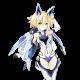セガゲームス、『アンジュ・ヴィエルジュ』でアニメに登場するキャラクター「コードΩ77ステラ」がログインボーナスとして登場