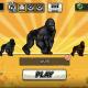 個人開発のGang Gorilla Games、『ゴリラ・オンライン』を3月16日に配信 ゴリラがヒトを捕らえるオンライン対応鬼ごっこ