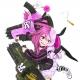 NHN PlayArtとドワンゴ、『#コンパス~戦闘摂理解析システム~』でオリジナル新ヒーロー「メグメグ」を実装!