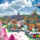 USJ、任天堂をテーマにした世界初の大規模エリア「SUPER NINTENDO WORLD」を2021年春に開業 「マリオ・カフェ&ストア」を先行オープン