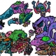 CJインターネットジャパン、『助けて!アニマル戦隊』に「動物進化」第4弾、ヘルモード、乗物合体システムなどを実装