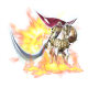 バンナム、『キングダム セブンフラッグス』で新たな★7武将「麃公-つむがれし大炎-」が登場 App Store売上ランキングで188位→15位に急上昇