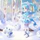 X-LEGEND、『暁のエピカ -Union Brave-』で西田望見さん演じるキャラ「【氷上の舞姫】ミント」を追加 12日実施予定の大型アップデートの予告も