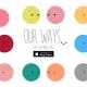 Rolling Pig Studio、関係探索パズルゲーム『僕らの道~Our Ways~』をApp Storeでリリース