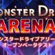 GIANTY、モンスターバトルRPG『モンスター ドライブ アリーナ』のオープンベータテストを6月4日より開始