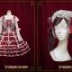 ケイブ、『ゴシックは魔法乙女』で「BABY,THE STARS SHINE BRIGHT」とのコラボ第3弾が決定 ラナンをイメージしたドレスセットを発売