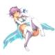KADOKAWA、『感染×少女』のダイヤガチャにウェディング姿の「甘噛綴」が登場 SSRキャラクターの出現率が3倍になるパンデミックフェスも開催