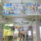 ブシロードとKLab、『ラブライブ!スクフェス』にて「ラブライブ!サンシャイン!!」AqoursのCYaRon!限定広告をJR渋谷駅に掲出