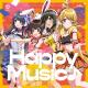 ブシロードミュージック、「D4DJ」よりHappy Around! 1st Single「Happy Music♪」を発売開始!