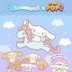 LINE、『LINE POP2』でサンリオの人気キャラクター「シナモロール」とのコラボを開始! 「シナモロール」のコラボミニモンが登場!