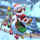 任天堂、『マリオカート ツアー』に「マリオ(サンタ)」が登場! 「クリスマッシュ」と「スターシューター」とともにピックアップ対象に