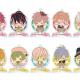 コトブキヤ、イケメン役者育成ゲーム『A3!』の劇団員たちのアクリルスタンド「トレーディングアクリルスタンド A3! 第1幕」を2018年9月に発売