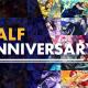 Happy Elements、『エリオスライジングヒーローズ』でハーフアニバーサリーキャンペーンを開催 1日1回10連オーダー無料