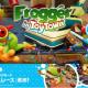 KONAMI、Apple Arcade向け『Frogger in Toy Town』で大型アップデート!  ランキングモード「耐久レース」、コレクション要素「カプセルトイ」実装
