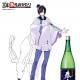オルトプラス、「日本酒」のキャラクター化プロジェクト「日本酒ものがたり」にヤスダスズヒト氏デザインの新キャラ追加 初のグッズ販売情報も