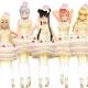 スクエニ、『スクールガールストライカーズ』で新イベント「ホワイトデーイベント」を開催! 毎日ログインで「なりきりショートケーキコス」がもらえる!