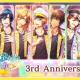 KLabとブロッコリー、『うたの☆プリンスさまっ♪ Shining Live』で3周年キャンペーンを開催! 新規URブロマイド【Love My Idol!】シリーズが登場