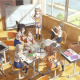 アニプレックス、「劇場版 ハイスクール・フリート」のキービジュアル解禁 8月31日より第2弾特典付きの前売券販売開始!!