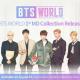 Netmarble、『BTS WORLD』のグッズをオンラインショップ「ネットマーブルストア」にて8月29日より販売開始
