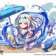 ドリコムとCC2、『フルボッコヒーローズX』で水着バージョンの限定ヒーローが登場するレアガチャ「ドキッ☆魅惑の水艶大海」を開催!
