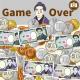個人開発者のKoji Sato、同じお金をなぞって両替する落ち物パズルゲームアプリ『パズ銭easy』をリリース