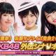 GAE、『AKB48ダイスキャラバン』で「AKB48総選挙! 私服サプライズ発表2018」とのコラボレーションを7日より開催!
