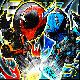 バンナム、『仮面ライダー ライダバウト!』イベント「HEROES WAKE UP! -鏡界のバトルロイヤル-」を開催 仮面ライダーBLACKを獲得しよう!