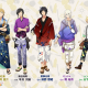 シリコンスタジオ、『パレットパレード』公式サイトで「日本」「近代」所属のキャラクター新衣装「作業着」を公開!