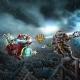 ゲームロフト、『ダーククエスト5』でクリスマスシーズンの特別イベントを開始 クリスマスを救った勇者にはサンタからスペシャルプレゼントも!