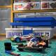 【TGS2019】バンナム、『ミニ四駆 超速グランプリ』を出展 「1/1 エアロ アバンテ」を特別展示、SNS投稿で先着でミニ四駆をプレゼント