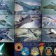 バンナム、『ACE COMBAT7』で2周年を記念した無料アップデートを実施 歴代主人公機・僚機の機体スキンが登場