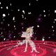 『Fate/Grand Order』で開催中の「1700万DL記念ピックアップ召喚」に登場している「★5ネロ・クラウディウス〔ブライド〕」の宝具演出を公開