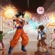 ナムコ、ドラゴンボールの期間限定ARアトラクション「悟空直伝!撃ちまくれ!エネルギー弾!!」を発表