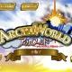 辰巳出版グループのスコラマガジン、指1本で楽しめるアクションゲーム『アーカーワールド ~みらいちゃんと天空のルーア~』の事前登録を開始