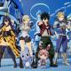 KONAMI、真島ヒロ原作『EDENS ZERO』の家庭用・モバイルゲーム化を発表! アニメティザービジュアルとキャスト情報も解禁!