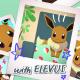 バンプレスト、『Pokémonlife with EIEVUI』を1月上旬より全国のアミューズメント施設へ順次投入!「イーブイ」の癒しのアイテムがラインナップ