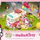 韓国FLERO GAMES、『どきどきレストラン』でハロウィーンとクリスマスをテーマとしたハローキティを配信!