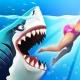 UBIソフトの新作『Hungry Shark World』が好スタート 米国App Storeの売上ランキングで早くも22位に