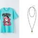 アニメイト、『A3!』三好一成のネックレス&七尾太一のTシャツを全国のACOS・アニメイト各店で発売決定